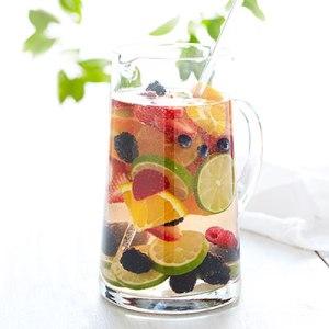 berry citrus spritzer