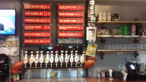 Ska Beer Selection