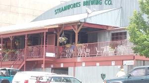 Steamwork Restaurant Exterior