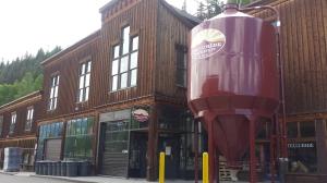 Telluride Brewing Exterior