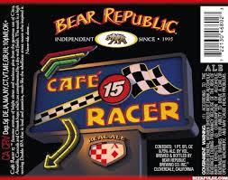 bear republic cafe racer