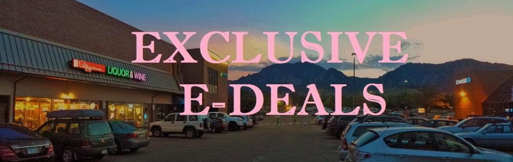 exclusive edeal logo