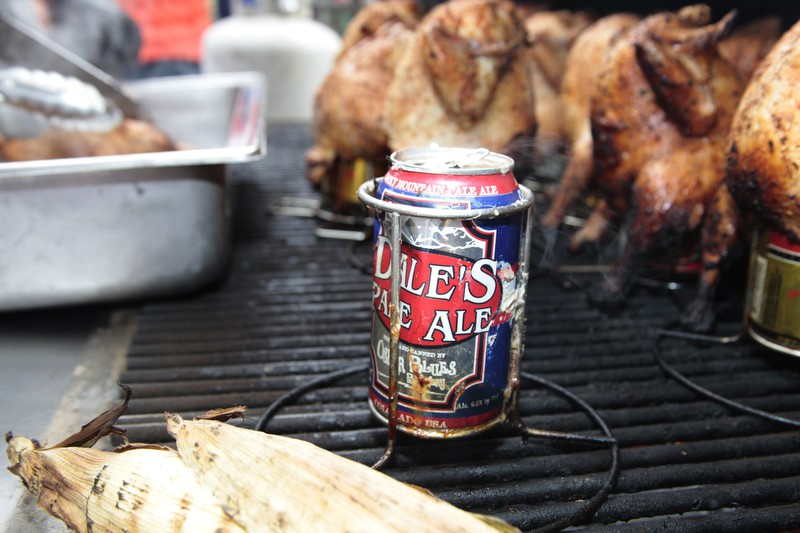 oskar blues beercan chicken