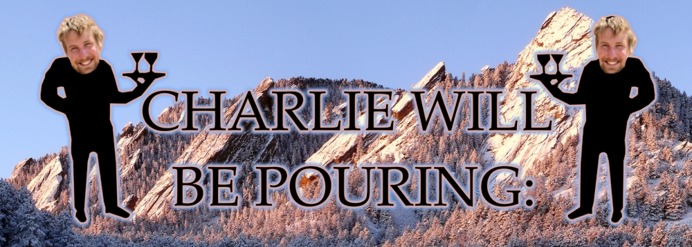 Charlie pouringwinter